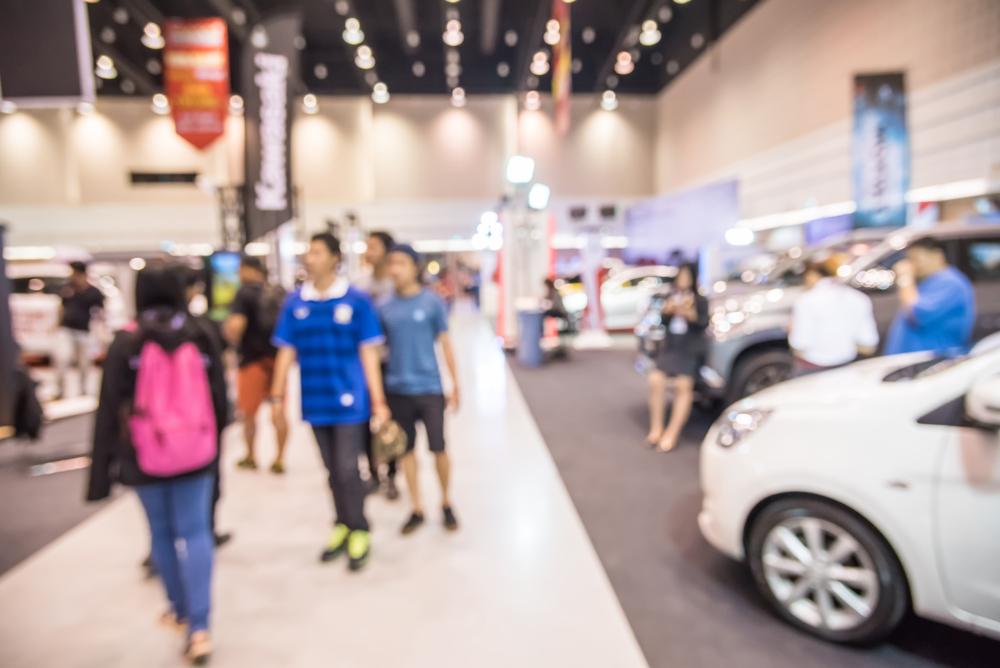 Auto Show Downtown Dallas Events