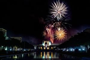 July 4th Fireworks Dallas