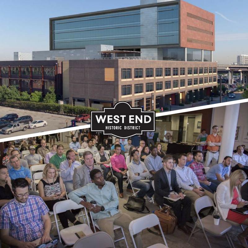 Dallas West End Expansions