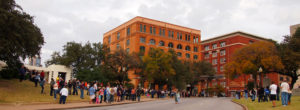 dealey plaza west end downtown dallas