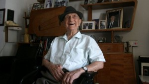 Yisrael Kristal Oldest Man in the World + Holocaust Survivor+ Dallas Holocaust Museum